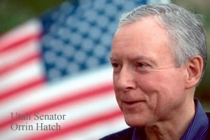 orrin personals Utah senator and former mormon bishop, senator orrin hatch, came out with a strong statement supporting medical marijuana this week hatch, in announcing his new bill, defended medicinal cannabis use .