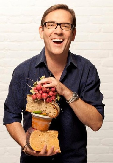 Chopped chef ted allen talks food chicago and community forumfinder Image collections