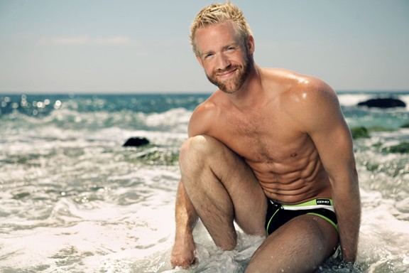 Christopher Daniels Gay porno