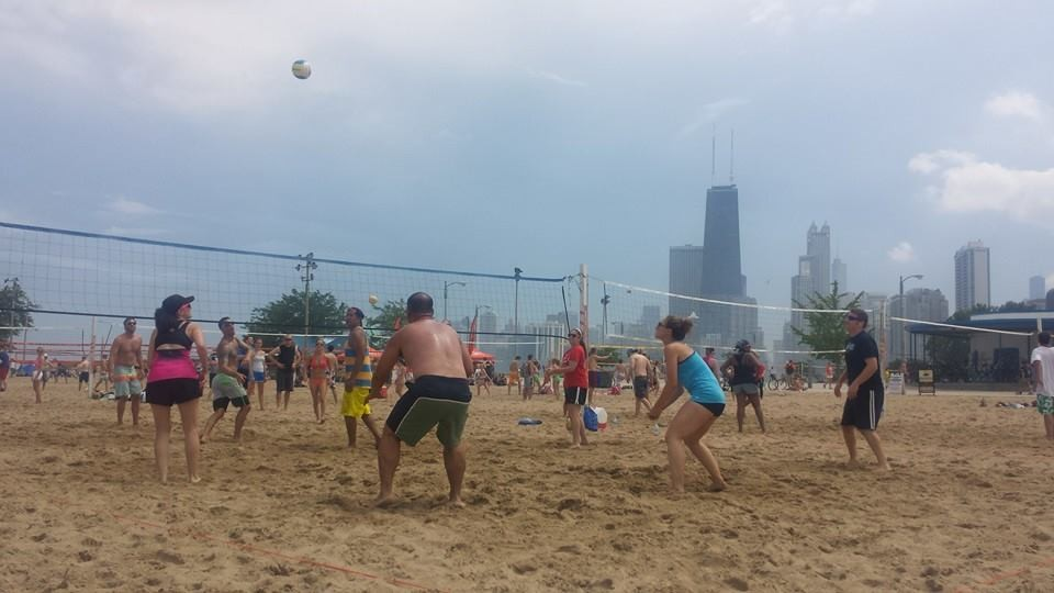S3 Simply Social Sports Leagues Volleyball 2017 Credit Facebook S3leagues