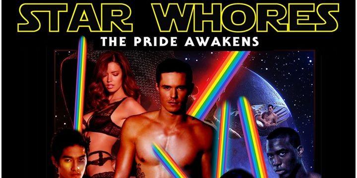 Star Whores The Pride Awakens
