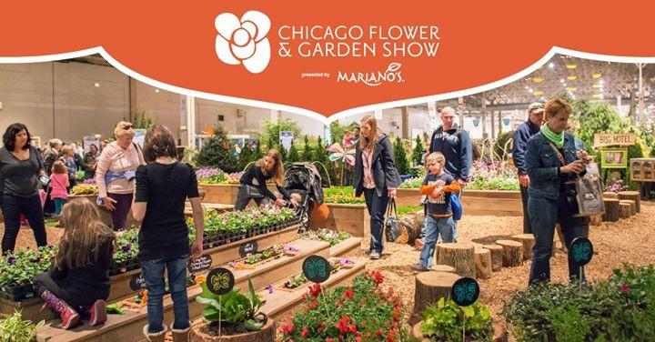Chicago Flower Garden Show 3 25 2017