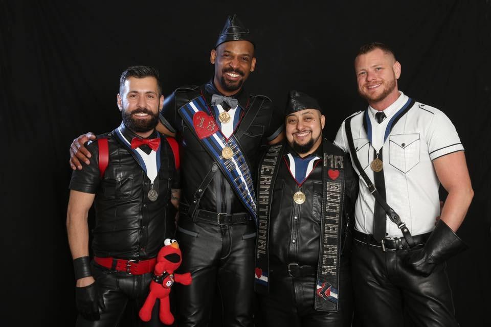 Meet Mr Leather UK 2017 - QXMen.com