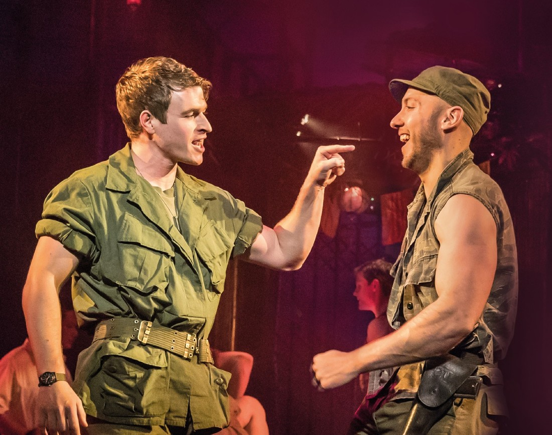 Miss Saigon Plays In Chicago This November Cast Revealed