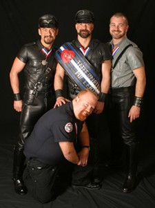 27th Annual International Mr Leather In Chicago May 26 30