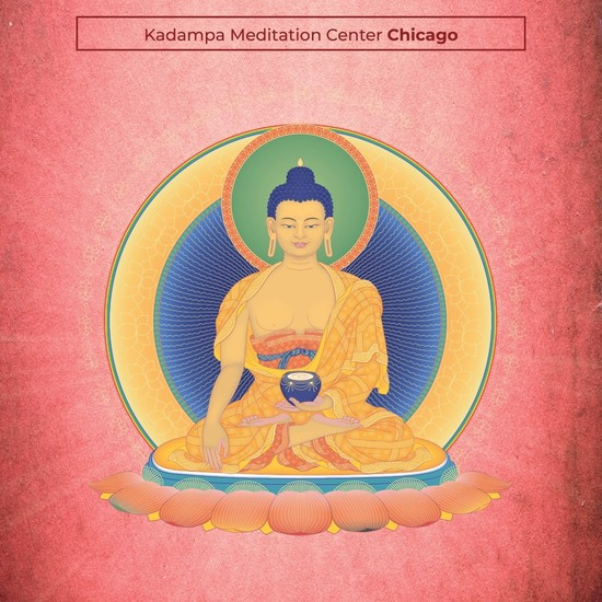 Chicago 5/1/20 Supreme Unchanging Friend, The Blessing Empowerment of Buddha Shakyamuni