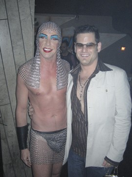 Chuck and Jason Paul from ChicagoPride.com