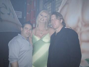 DJ Abel, Jessika and Adam Gill