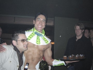 Jason Paul, Mercury and Adam Gill