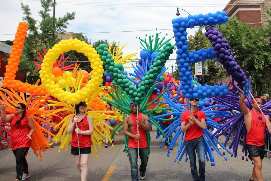 Chicago Pride Parade 2013