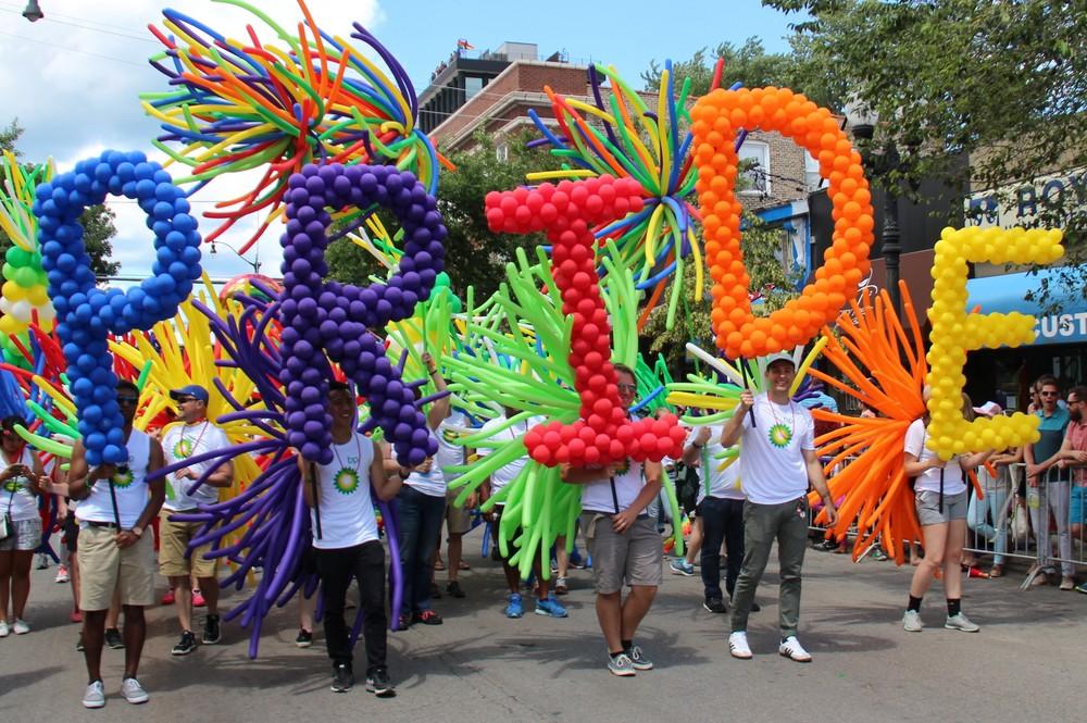 Chicago Pride Parade 2017