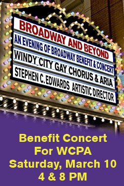 3/10/12 Windy City Gay Chorus & Aria: Broadway And Beyond