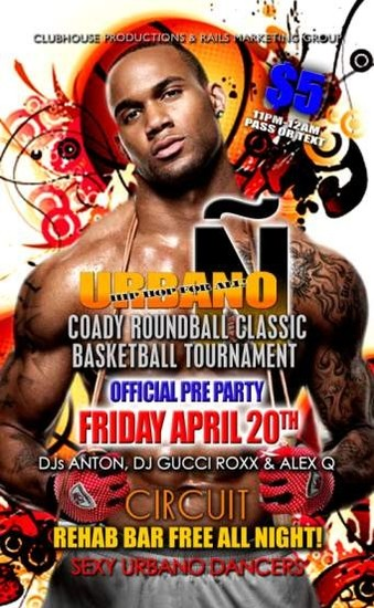 4/20/12 Coady Classic Basketball Tournament Pre-Party