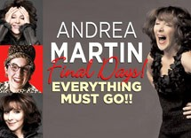 5/11/12 Andrea Martin: Final Days!