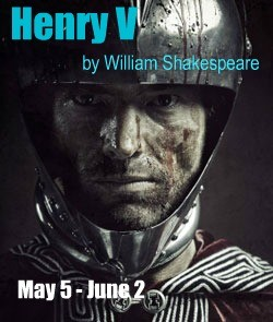 5/7/12 Henry V by William Shakespeare