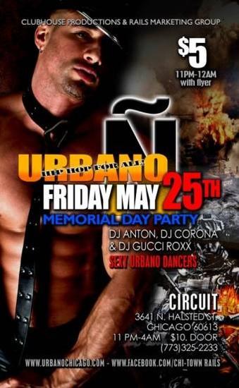 5/25/12 Urbano Memorial Day