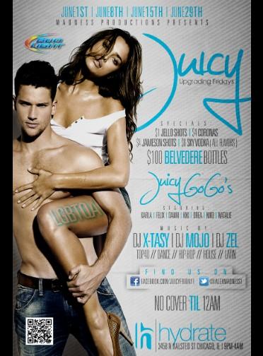 6/8/12 Hydrate presents: Juicy Fridays