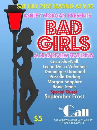 7/21/12 Ashley Morgan Presents: Bad Girls