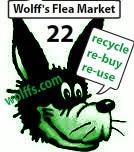 8/26/12 Wolff's Flea Market