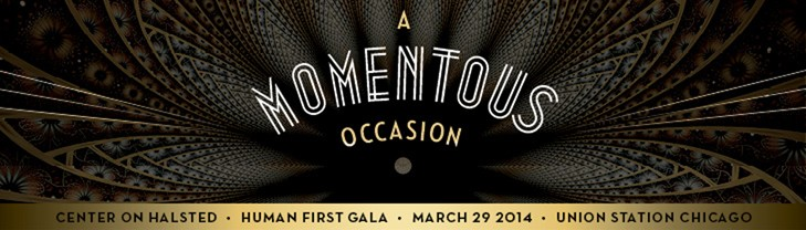 3/29/14 Center on Halsted: Human First Gala