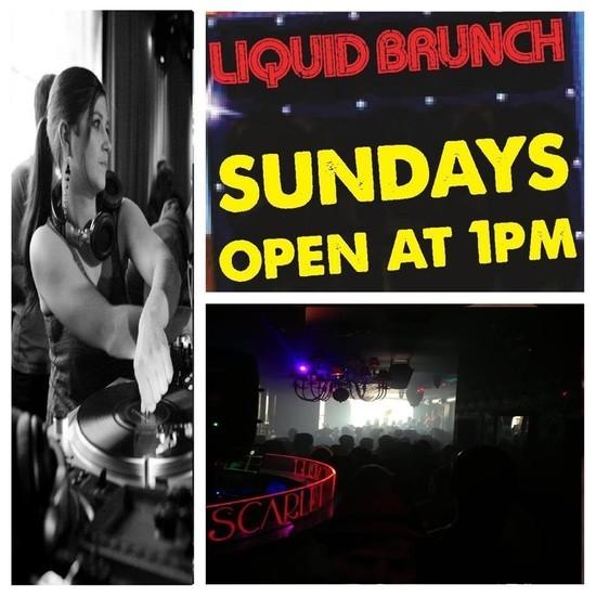 9/21/14 Scarlet's Liquid Brunch