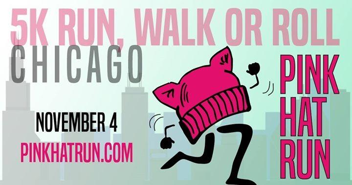 Pink Hat Run