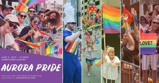 6/9/19 Aurora Pride Parade