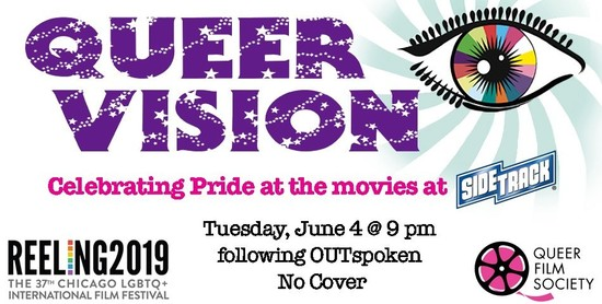 6/4/19 Queer Vision: Celebrating Pride at the Movies