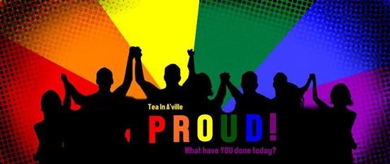 6/2/19 Tea In A'ville's Proud! 2019