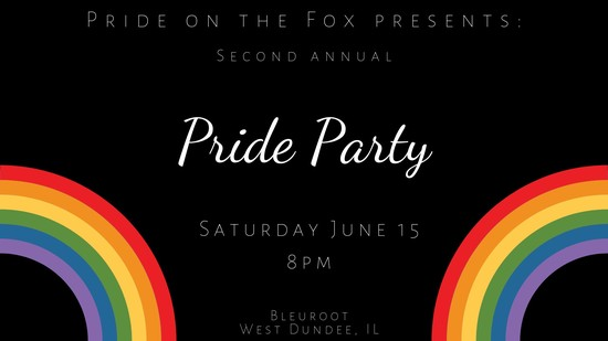 6/15/19 Pride on the Fox: Pride Party