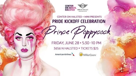 6/28/19 Prince Poppycock Pride Kickoff Celebration