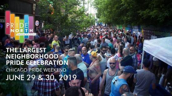 6/29/19 Pride North Chicago