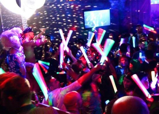 6/28/19 Pride Weekend Glow Party