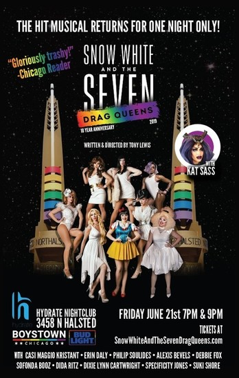 6/21/19 Snow White and the Seven Drag Queens