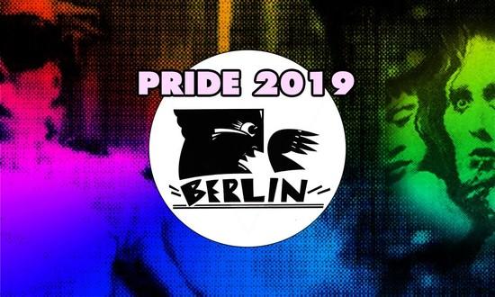 6/30/19 Berlin's Pride Parade After-Party