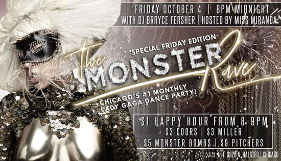 The Monster Rave! ~ Special Friday Night Edition!