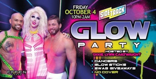 Friday Night Glow Party