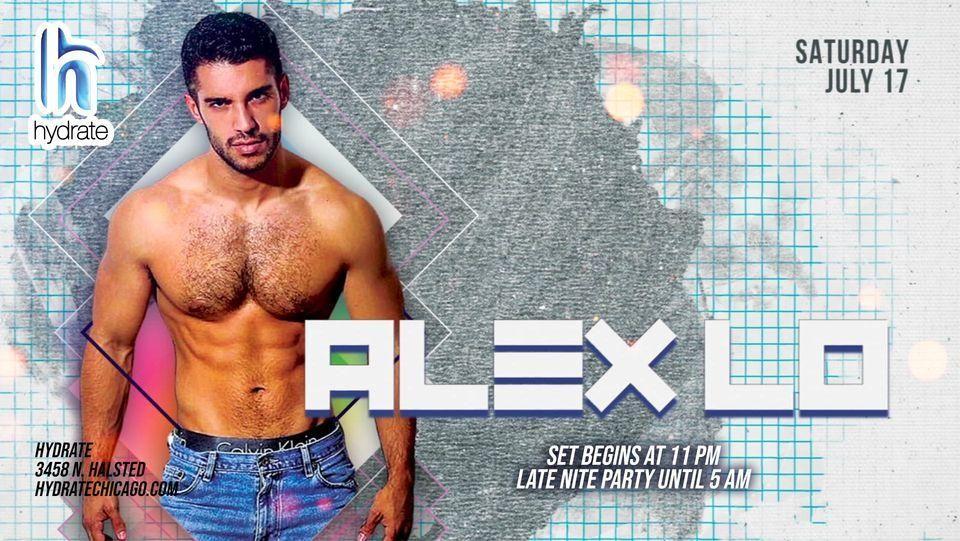 DJ Alex Lo