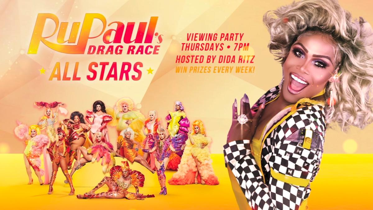 RuPaul's Drag Race Viewing Party with DiDa Ritz
