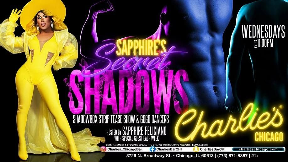 Sapphire's Secret Shadows
