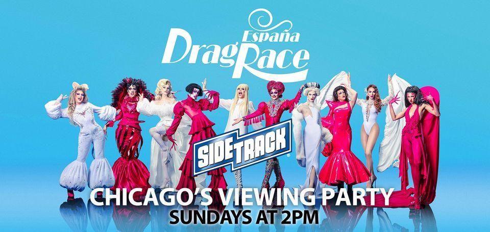 Chicago's Drag Race España Viewing Party