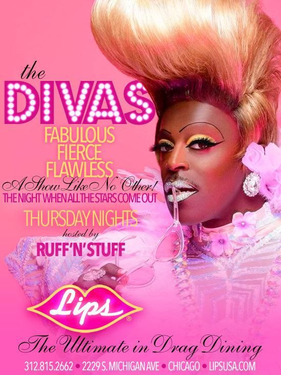 The Divas hosted by Ruff N' Stuff