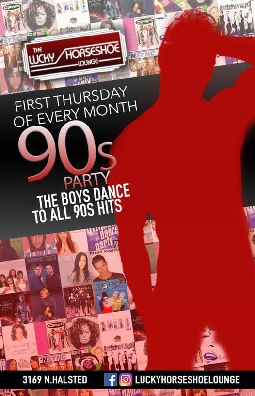 Boys and 90s Beats