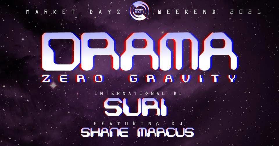 CircuitMOM: DRAMA - Zero Gravity feat Suri