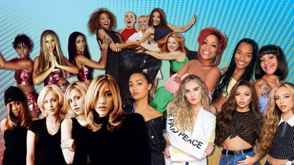 Trivia Tuesday: Girl Groups Edition