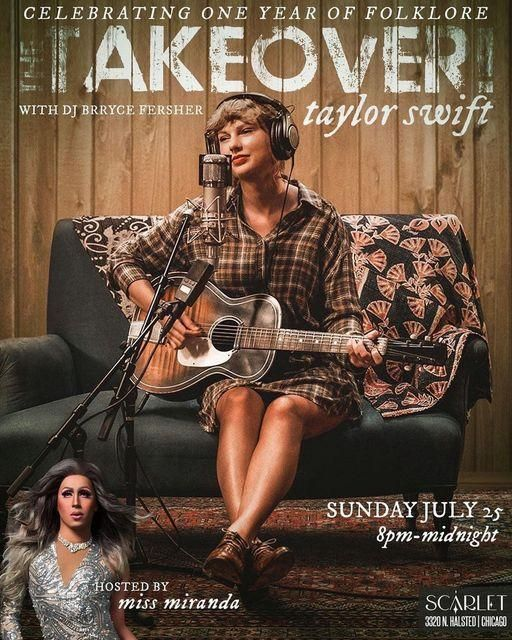 The Takeover: Taylor Swift
