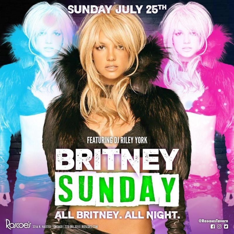 Britney Sundays