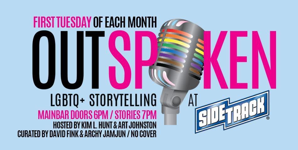 OUTspoken! LGBTQ+ Storytelling
