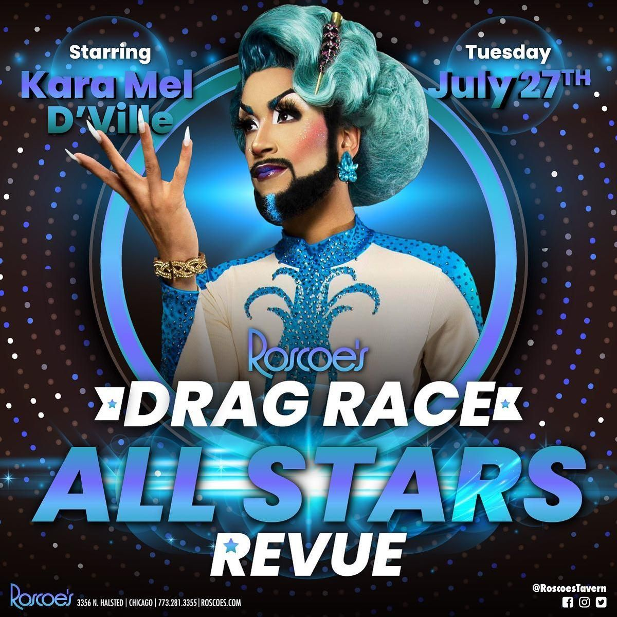 Drag Race All Star Revue