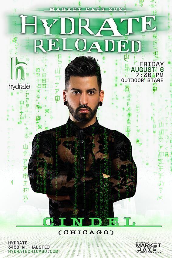 Hydrate Reloaded: DJ Cindel